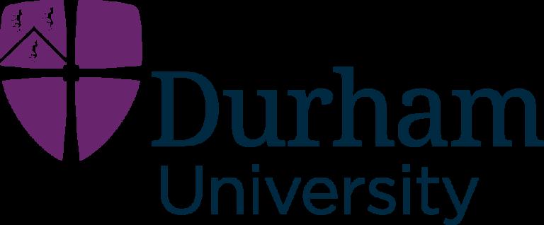 Durham University logo linking to their website